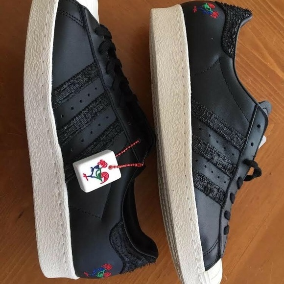 Rooster Superstar Size Year 11 Cny Adidas Of The mNv08Onw